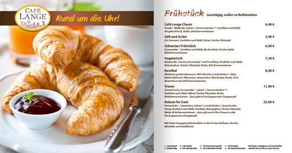 Café Lange Köstlich Gastlich Glücklich