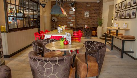 Restaurant - Sessel