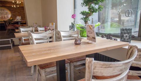 Restaurant - Tisch